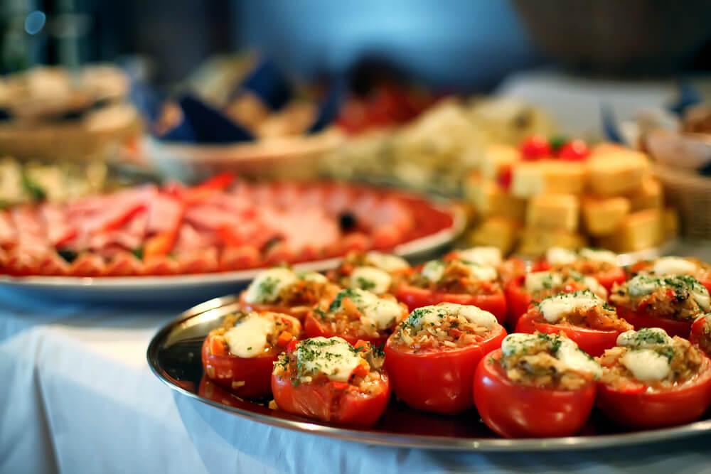 Buffet para eventos corporativos: como escolher o melhor?