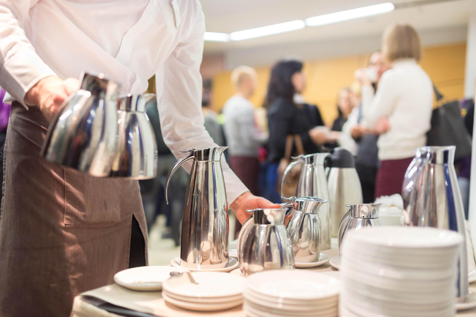 Como fazer um coffee break simples para o seu evento evangélico?