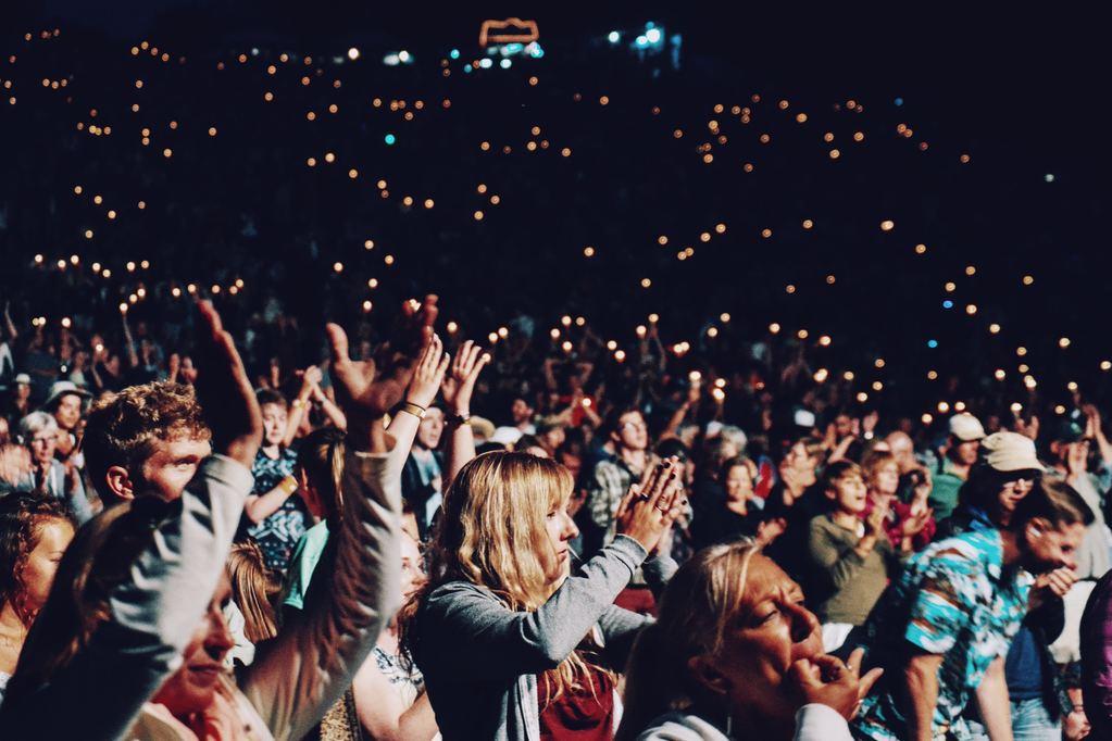 Crowdfunding para eventos: descubra como usar em um evento gospel